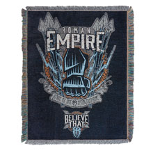 "Roman Reigns ""Believe That"" Tapestry Blanket"