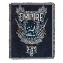 "Roman Reigns ""Believe That"" Tapestry Blanket"