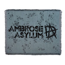 "Dean Ambrose ""Ambrose Asylum"" Tapestry Blanket"
