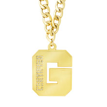 "Enzo & Big Cass ""Certified G"" Pendant"