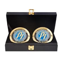 AJ Styles Championship Replica Side Plate Box Set