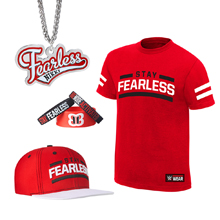 "Nikki Bella ""Stay Fearless"" Youth T-Shirt Package"