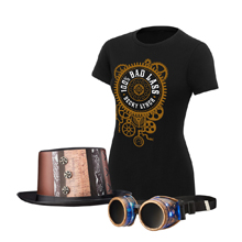 "Becky Lynch ""100% Bad Lass"" Women's T-Shirt Package"