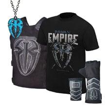 "Roman Reigns ""Roman Empire"" T-Shirt Package"