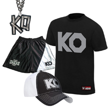 """Kevin Owens """"KO Fight"""" T-Shirt Package"""