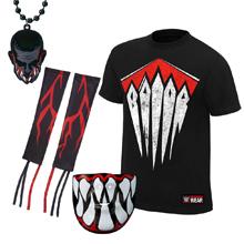 "Finn Bálor ""Demon Arrival"" T-Shirt Package"