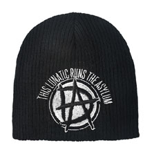 "Dean Ambrose ""This Lunatic Runs the Asylum"" Knit Hat"