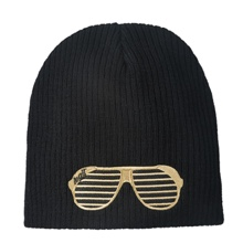 "Sasha Banks ""Legit Boss"" Knit Hat"