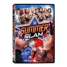 SummerSlam 2016 DVD