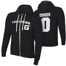 """Enzo & Big Cass """"Certified G"""" Lightweight Hoodie Sweatshirt"""