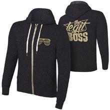 "Sasha Banks ""Legit Boss"" Lightweight Hoodie Sweatshirt"