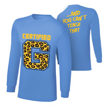 "Enzo & Big Cass ""Certified G"" Long Sleeve T-Shirt"