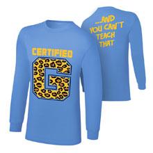 """Enzo & Big Cass """"Certified G"""" Youth Long Sleeve T-Shirt"""