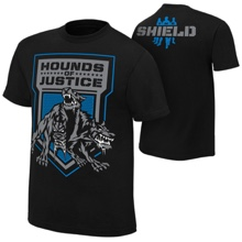"The Shield ""Hounds of Justice"" Retro T-Shirt"