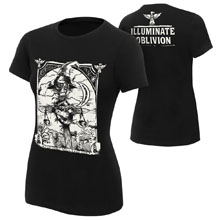 "Bray Wyatt ""Illuminate Oblivion"" Women's Authentic T-Shirt"