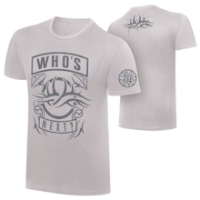 "Goldberg ""Who's Next?"" Silver T-Shirt"
