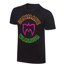"Ultimate Warrior ""Parts Unknown"" Vintage T-Shirt"
