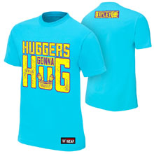 "Bayley ""Hugger's Gonna Hug"" Authentic T-Shirt"