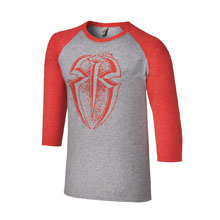 "Roman Reigns ""One Versus All"" Raglan T-Shirt"