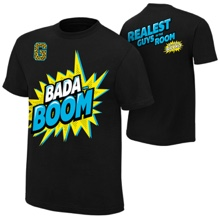 """Enzo & Big Cass """"Bada-Boom"""" Youth Authentic T-Shirt"""