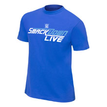 WWE Team SmackDown Live T-Shirt