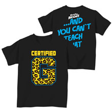 "Enzo & Big Cass ""Certified G"" Toddler T-Shirt"