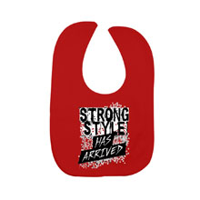 "Shinsuke Nakamura ""Strong Style Has Arrived"" Bib"