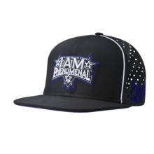 "AJ Styles ""I Am Phenomenal"" Snapback Baseball Hat"