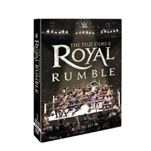 The True Story of the Royal Rumble DVD