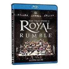 The True Story of the Royal Rumble Blu-Ray