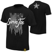 "Samoa Joe ""Take What's Mine"" Youth Authentic T-Shirt"