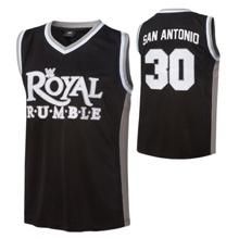 Royal Rumble 2017 Basketball Jersey