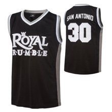 Royal Rumble 2017 Youth Basketball Jersey
