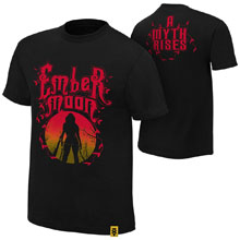 "Ember Moon ""A Myth Rises"" Authentic T-Shirt"
