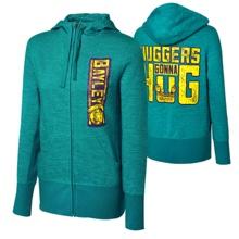 """Bayley """"Huggers Gonna Hug"""" Women's Hoodie Sweatshirt"""