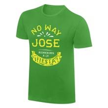 """No Way Jose """"Bienvenidos a la Fiesta"""" Vintage T-Shirt"""