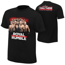 Royal Rumble 2017 Event T-Shirt