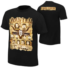 NXT TakeOver: San Antonio Event T-Shirt
