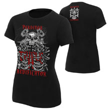 "Triple H ""Destroyer, Creator"" Women's Authentic T-Shirt"
