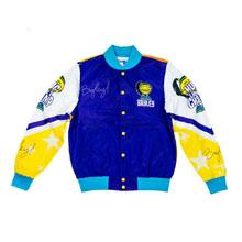Bayley Vintage Chalk-Line Jacket