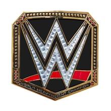 WWE Championship Jakks Belt Buckle