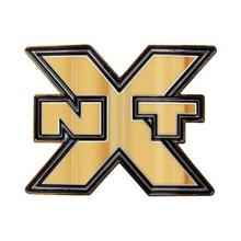 NXT Championship Jakks Belt Buckle