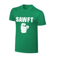 "Enzo & Big Cass ""You're Sawft"" St. Patrick's Day T-Shirt"