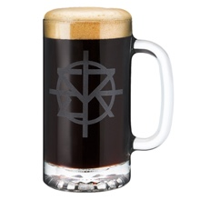 Seth Rollins 16oz. Glass Mug