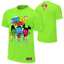 """The New Day """"New Day Pops"""" Youth Authentic T-Shirt"""