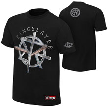 "Seth Rollins ""The Kingslayer"" Authentic T-Shirt"