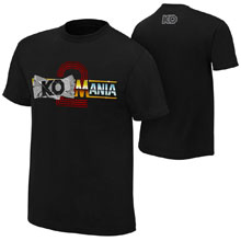 """Kevin Owens """"KO-Mania 2"""" Youth Authentic T-Shirt"""