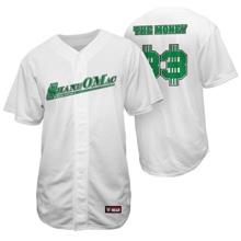 "WrestleMania 33 Shane McMahon ""Shane O'Mac"" Baseball Jersey"