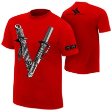 "Shinsuke Nakamura ""The Vibe"" Authentic T-Shirt"