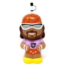 Macho Man Randy Savage TeenyMates Big Sip Cup